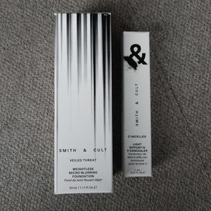 Smith & Cult | foundation concealer duo